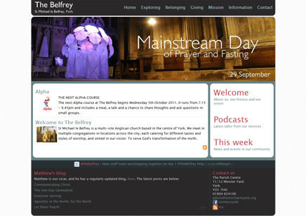 The Belfrey website.