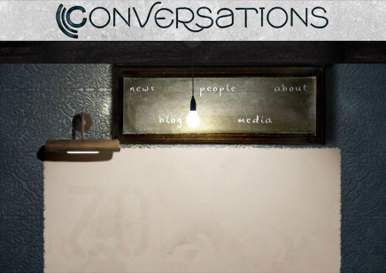 The conversations website.